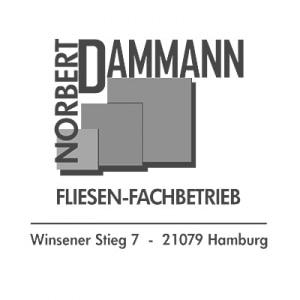 Logo des Partners der Klemnerei-Genossenschaft eG in Hamburg Harburg - Fliesen-Fachbetrieb Dammann