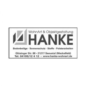 Logo des Partners der Klemnerei-Genossenschaft eG in Hamburg Harburg - WohnArt & Objektgestaltung Hanke