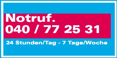 Notrufnummer - Klempnerei-Genossenschaft eG